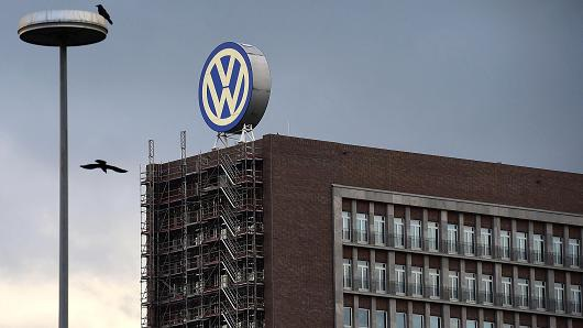 Trụ sở Volkswagen ở Wolfsburg, Đức (Ảnh: Getty Images)