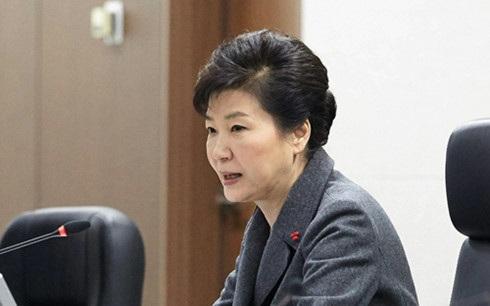 Tổng thống Hàn Quốc Park Geun-hye. (Ảnh: sydsvenskan)