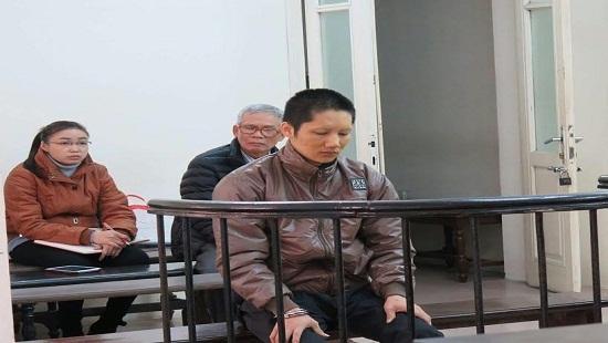 Bị cáo Nguyễn Duy Tam tại phiên tòa xét xử