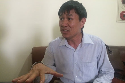 Ông Lê Đình Quảng.