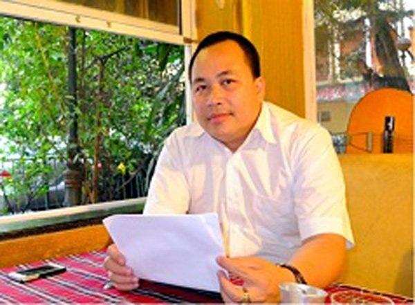 Anh Lê Trung Tuấn.