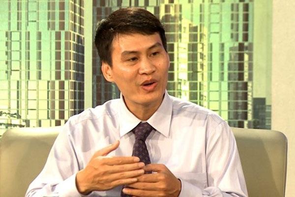 Phó vụ trưởng Vụ Pháp chế, Bộ Kế hoạch và Đầu tư Quách Ngọc Tuấn