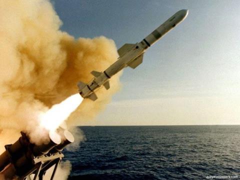 Loạt bắn tên lửa hành trình Tomahawk vào IS buộc ngân sách bỏ ra 1,5 triệu USD