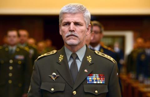 Tướng Petr Pavel hoài nghi về cách ứng xử của ông Donald Trump với khối quân sự NATO
