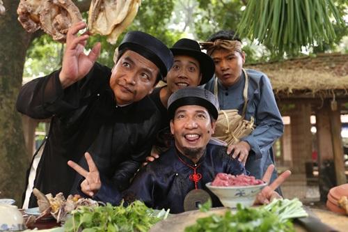 Quang Thắng là một trong những nghệ sĩ gắn bó lâu năm với làng hài Việt Nam