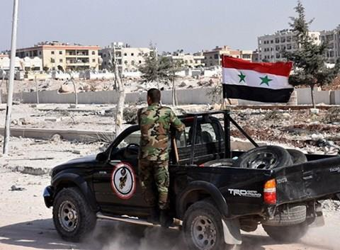 Quân Assad dốc toàn lực ở Aleppo trong cuộc chiến chống IS