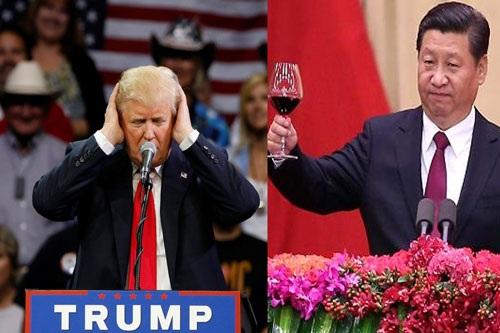 Ông Donald Trump tuyên bố sẽ rút khỏi TPP.