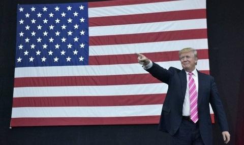 Tổng thống mới đắc cử Donald Trump. Ảnh: Reuters