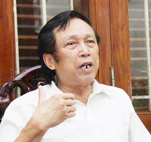 Ông Nguyễn Văn Nam – Nguyên Viện trưởng Viện Nghiên cứu Thương mại,