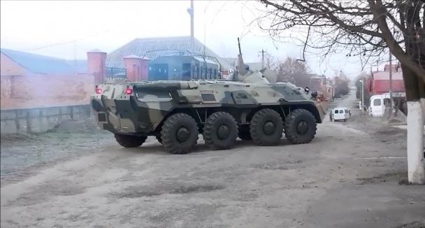 An ninh Nga tấn công tiêu diệt cha con trùm khủng bố - 1