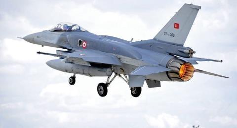 Chiến đấu cơ F-16 Thổ Nhĩ Kỳ