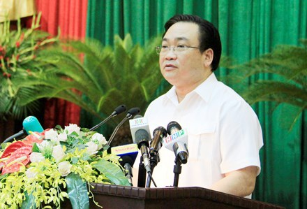Học sinh Hà Nội gửi thư mách lãnh đạo thành phố việc bạn bè nói bậy - 1