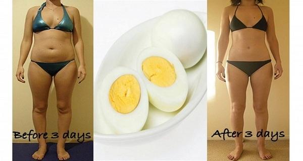 Công thức giảm cân siêu tốc nhờ ăn trứng - 1