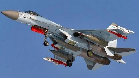 Su-35 Nga được đánh giá là chiến đấu cơ mạnh nhất trong thế hệ thứ 4