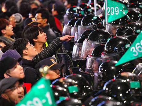 Đảng cầm quyền ở Hàn Quốc muốn thương lượng - 1