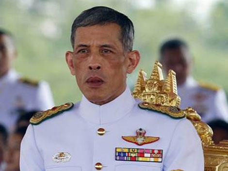 Quốc vương Maha Vajiralongkorn Bodindradebayavarangkun.