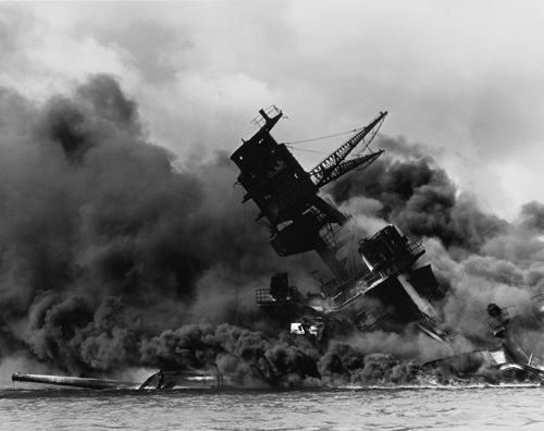 Nhìn lại Trân Châu Cảng - trận đánh úp khủng khiếp trong lịch sử - 1