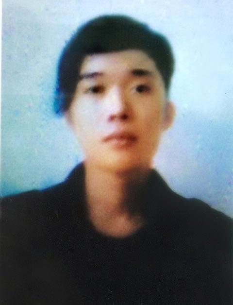 Đối tượng truy nã đặc biệt:Trần Trung Hùng.