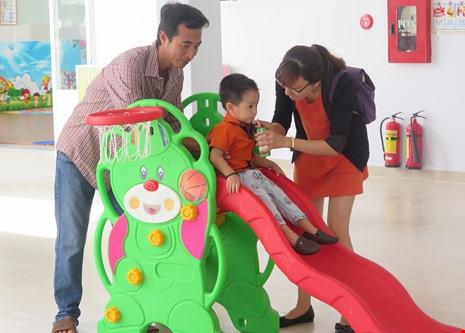 Con em của công nhân tại các KCN-KCX sẽ được ưu tiên giữ ngoài giờ đến 17 giờ 30 hằng ngày và thứ Bảy.