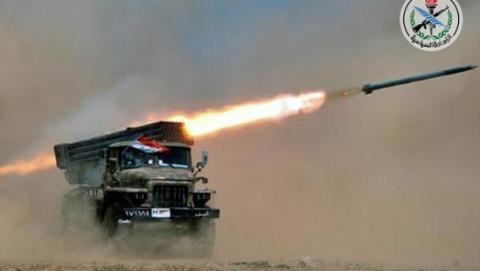 Quân đội Syria giành thắng lợi quan trọng ở thành phố Aleppo nhưng đã để mất Palmyra