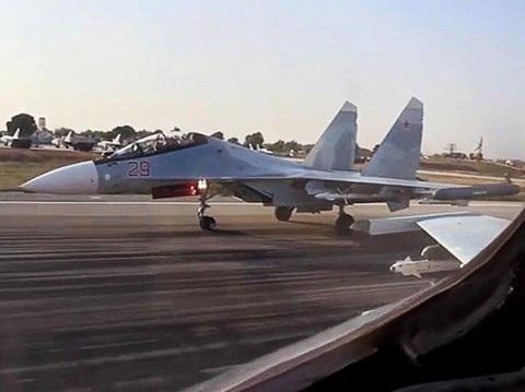Không quân Nga đã xóa sổ 62.000 mục tiêu của phiến quân ở Syria