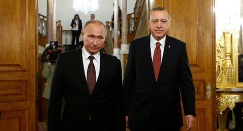 Ngay cả Tổng thống Nga Putin cũng không gay gắt chỉ trích Thổ Nhĩ Kỳ