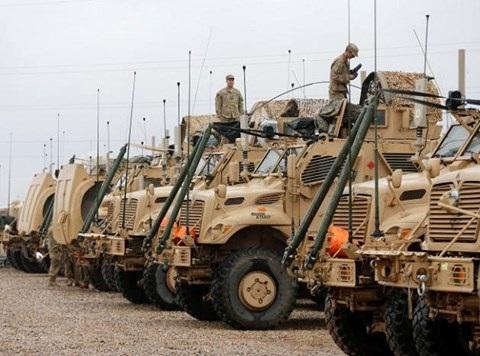 Quân đội Mỹ sẽ tiến sát đến tiến tuyến hơn tại Mosul