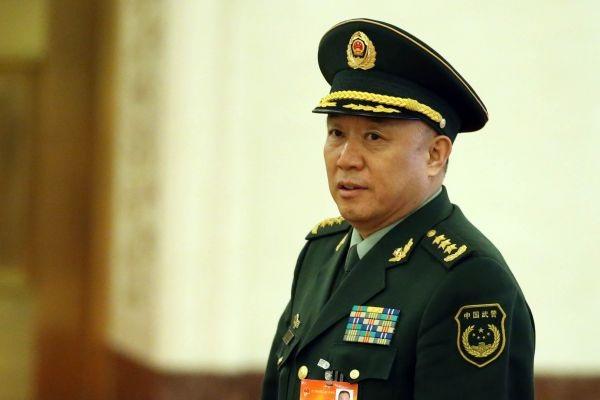 Lần đầu ở Trung Quốc: Thượng tướng bị điều tra tội nhận hối lộ - 1