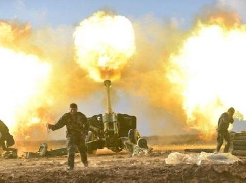 Quân đội Iraq tiếp tục các cuộc tấn công dồn dập vào Mosul sau một tháng tiến triển chậm chạp