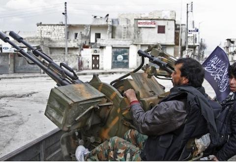 Nếu không hòa đàm mà tiếp tục mở các chiến dịch tấn công IS và al-Nusra, Syria rất dễ bị đối lập ôn hòa chiếm thêm các vùng đất mới
