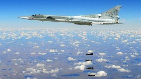 Máy bay Nga đã tích cực hỗ trợ quân đội Syria ở sân bay T4 (Ảnh minh họa)