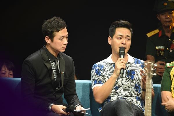 Chương trình của VTV khiến MC Phan Anh phải khóc - Ảnh 1.