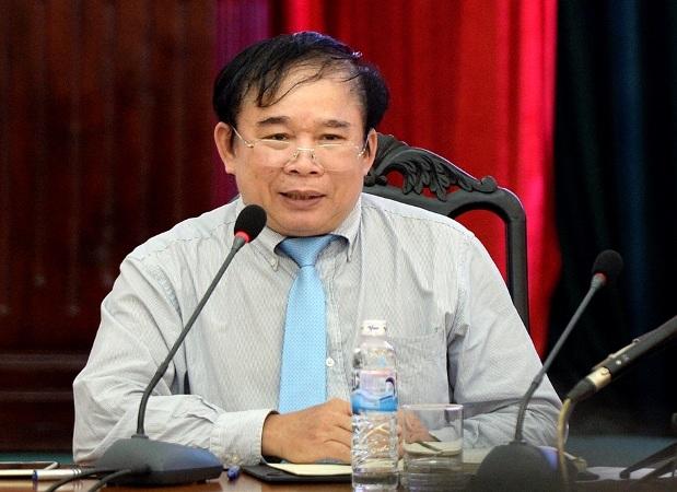 Thứ trưởng Bộ GD&ĐT Bùi Văn Ga.