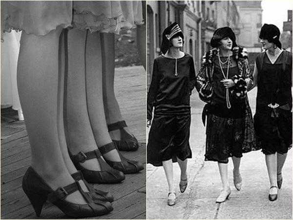 Hành trình biến đổi ngoạn mục của những đôi giày cao gót - 2