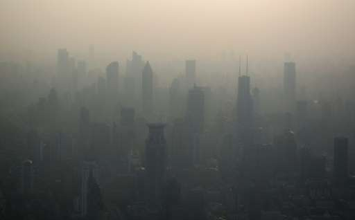 Ô nhiễm không khí khiến cho hơn 6 triệu người chết mỗi năm - 1