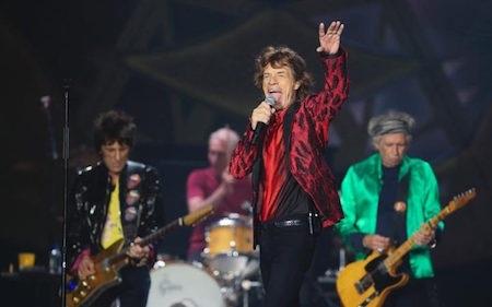 Rolling Stones sắp sửa tái xuất