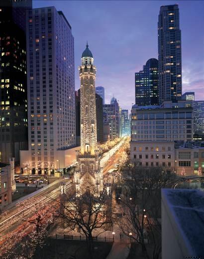 Chicago thu hút khách du lịch với những công trình kiến trúc đặc sắc. Ảnh: Choose Chicago.