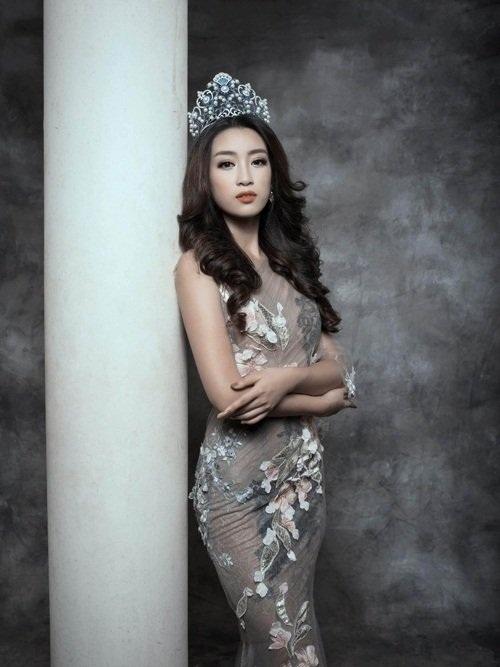 Biến hóa nhan sắc không ngờ của Hoa hậu Mỹ Linh - 2