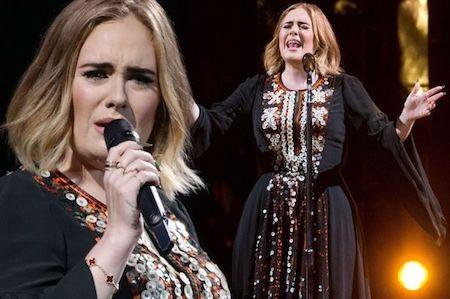 Adele gây sốc với thu nhập siêu khủng