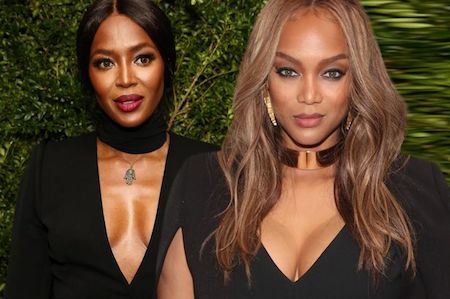 Tyra Banks vẫn còn rất sợ Naomi Campbell