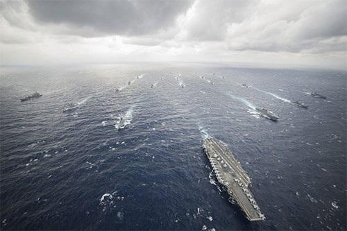 Với công nghệ tên lửa Zircon, nhóm tàu sân bay đang trở thành mục tiêu dễ tổn thương.
