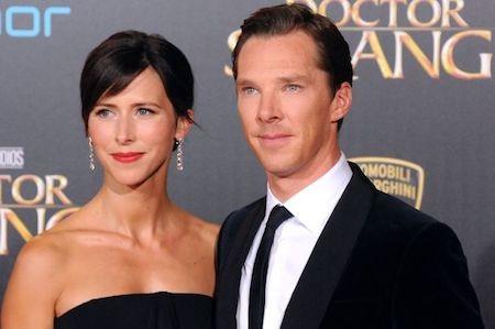 Vợ chồng Benedict Cumberbatch sắp có thêm con
