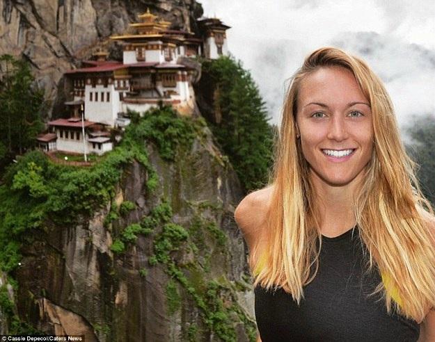 Gặp nữ du khách 15 tháng đi du lịch 180 quốc gia trên thế giới - 1