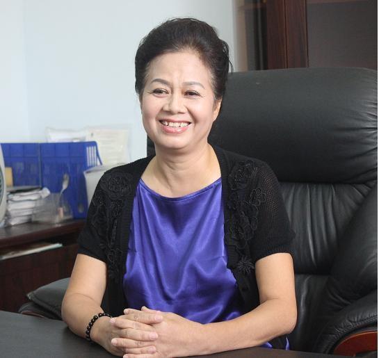 Chị Nguyễn Minh Hà – Phó TGĐ Công ty CPTM Hoàng Hải