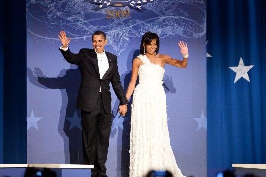 Những bức ảnh về vị đệ nhất phu nhân sành điệu nhất nước Mỹ - 1