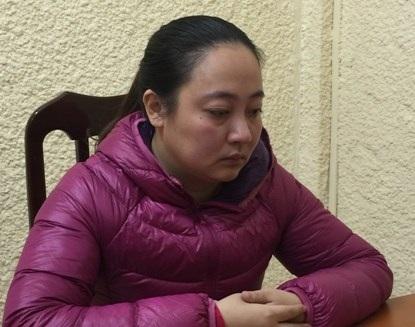 Đối tượng Linh được Cơ quan CSĐT - CATP Hà Nội cho tại ngoại vì đang nuôi con nhỏ dưới 36 tháng tuổi