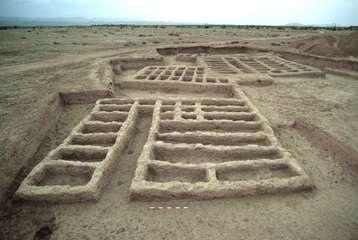 Khu vực khảo cổ MR2 – nới phát hiện chiếc bùa.