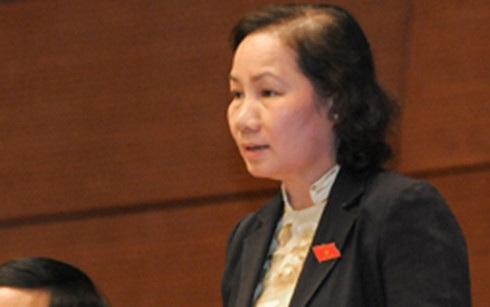 Đại biểu Nguyễn Thị Phúc