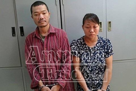 Vợ chồng Hào và Hiền