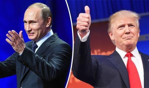 NATO trở nên rệu rã, mong manh khi mối thân tình giữa tổng thống Putin và tổng thống mới đắc cử Donald Trump ngày càng khăng khít.